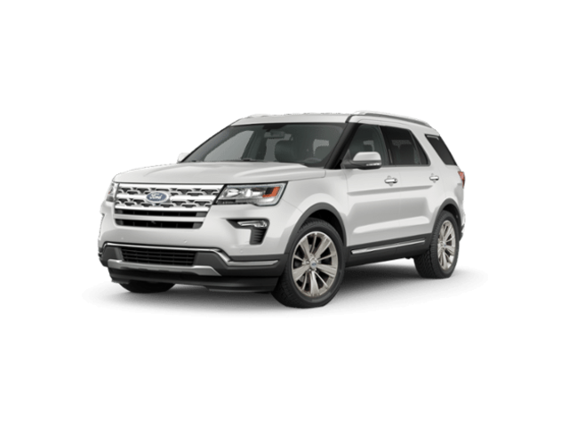 New 2018 Ford Explorer Limited Sport Utility Lamesa